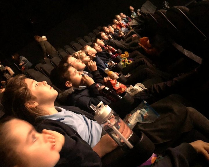 Free cinema trips to boost learning