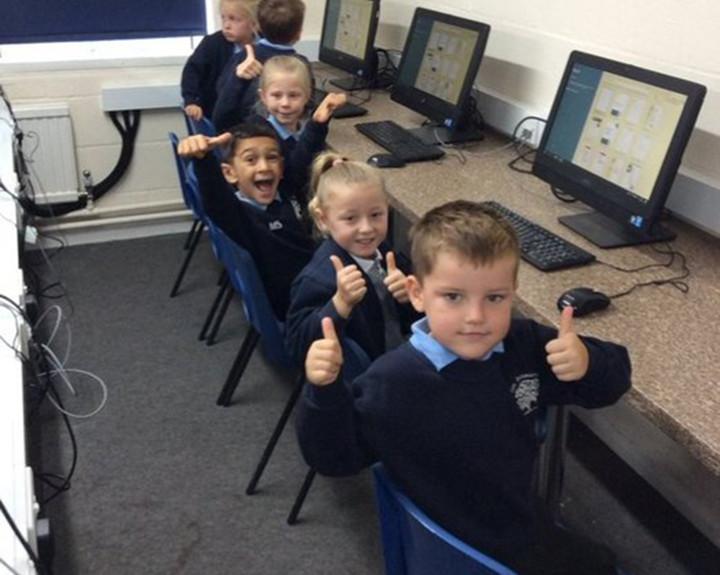 Computing suite boosts school's curriculum