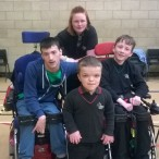 STS Boccia team wins another gold medal