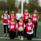 Netball teams travelled to Rainham School for Girls to represent our school at the Kent Emerging Schools Netball Tournament