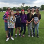 students were invited to watch the Kent Ladies in their knock out cup game