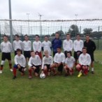 Year 10 boy�s football vs Royal Harbour academy