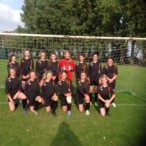 STS U14 Girls football team played their first home match against Astor College