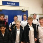STS at the Kent School Badminton Games
