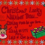 Xmas Lucky Number Draw