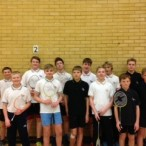 Our first badminton fixture against Dane Court Grammar
