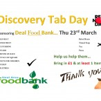 Discovery Tab Day