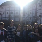 English Literature students watched an excellent performance of 'The Taming of the Shrew' at The Globe Theatre