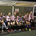 Year 7 girls football tournament