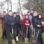 STS community gardening project !