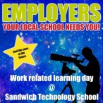 Do you have an career you could share with our Year 10s at a work related learning day?