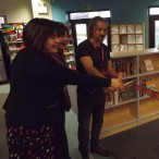 Our Library is now OFFICIALLY OPEN!