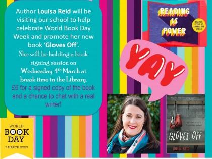 Louisa Reid poster