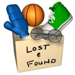 VARIOUS ITEMS OF LOST PROPERTY