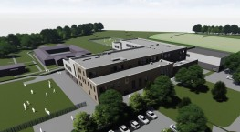 Proposed School Building Video Illustrations