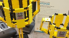First Lego League Finalists - Press Release