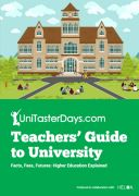 teacher uni guide