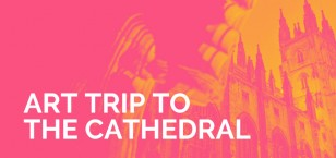 Year 12 Art Trip to Canterbury Cathedral