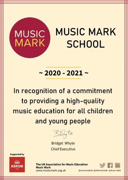 School Certificate 2020 2021