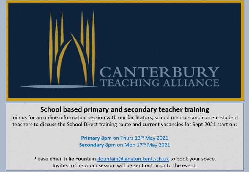 Online CTA School Direct events 2021 (2)