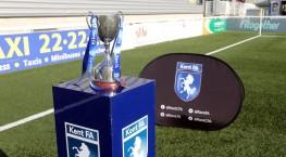Kent U16s Football Cup Final