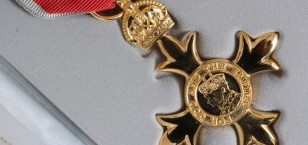 Former SLGGS student receives OBE