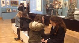 Year 9 Arts Award Silver Visit to Canterbury Galleries
