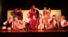 Taming of the Shrew Production