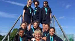 Canterbury and District Super 8�s Athletics Competition