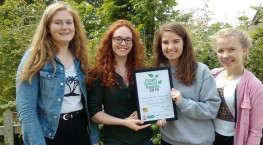 Green School Awards 2016
