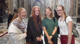 Classics Trip to Italy - Student Report