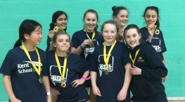 Kent School Games - Year 7 Winners!