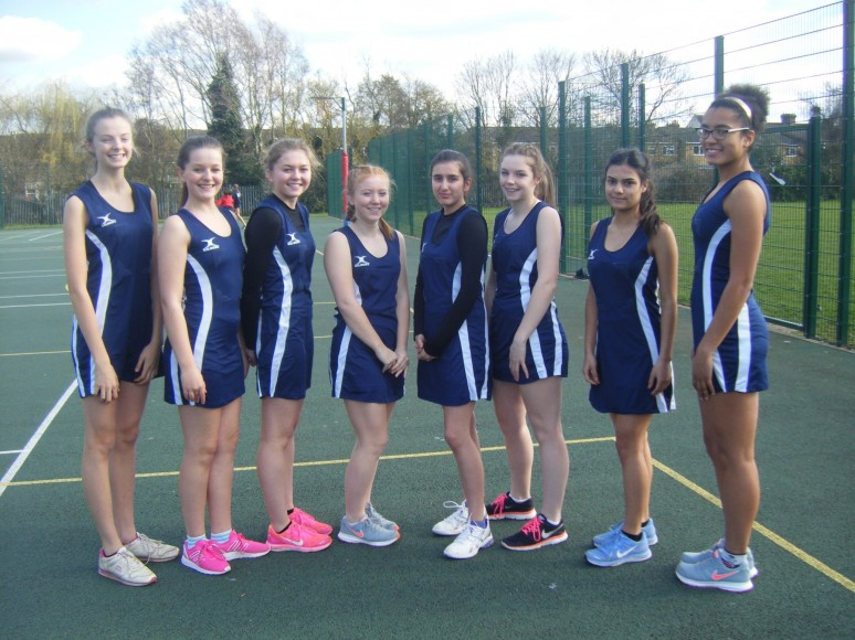 netball march year 10 17