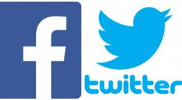Facebook and Twitter Launch