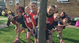 Year 7 County Netball Tournament