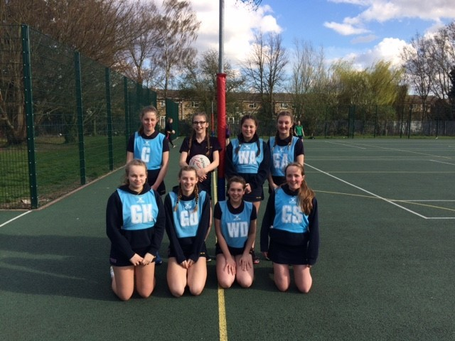 netball year 9 champs march 17