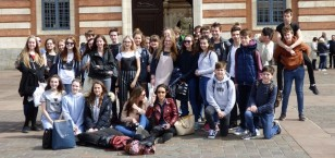 French Exchange Trip - Student Report