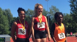 Year 10 Student Competes at Kent School Games