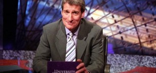 Former student appearing on University Challenge
