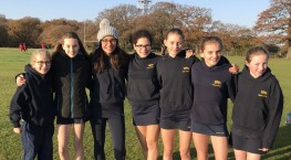 District Cross-Country Report