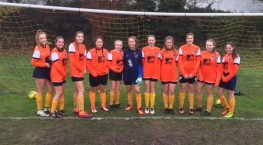 U16 1st XI Football Team Kent Cup Match