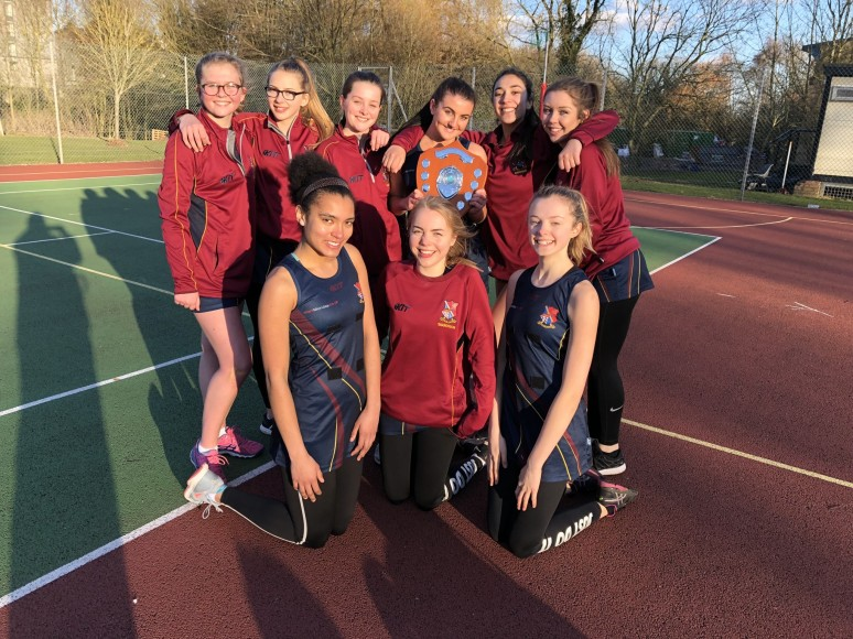 NETBALL MARCH 2018 WIN