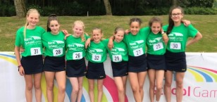 Kent School Games Athletics Competition