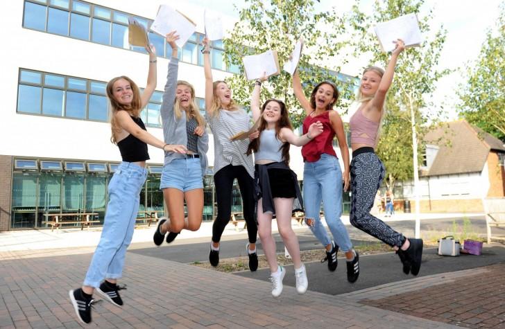 GCSE Examination Results 2016
