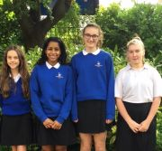 Waldegrave School went to the polls in Mock Elections 2017