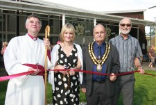 Cutting the Ribbon.JPG