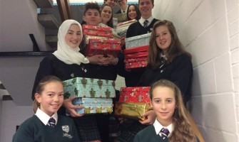 Shoebox Appeal 2016
