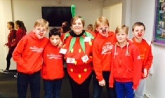 Weydon School Raises Money For Red Nose Day