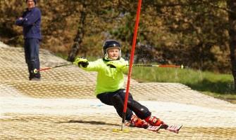 Weydon Student Ski Race Winner