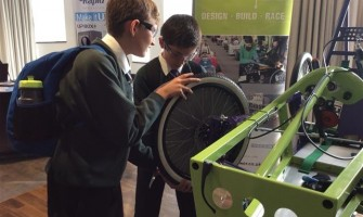 Weydon School Students Attend an Engineering Festival
